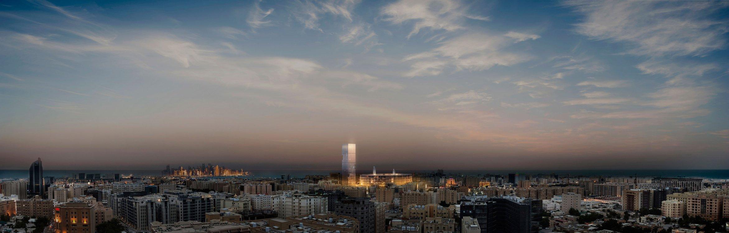 doha oasis - 2011 | nabil gholam architects